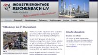 Industriemontage Reichenbach im Vogtland